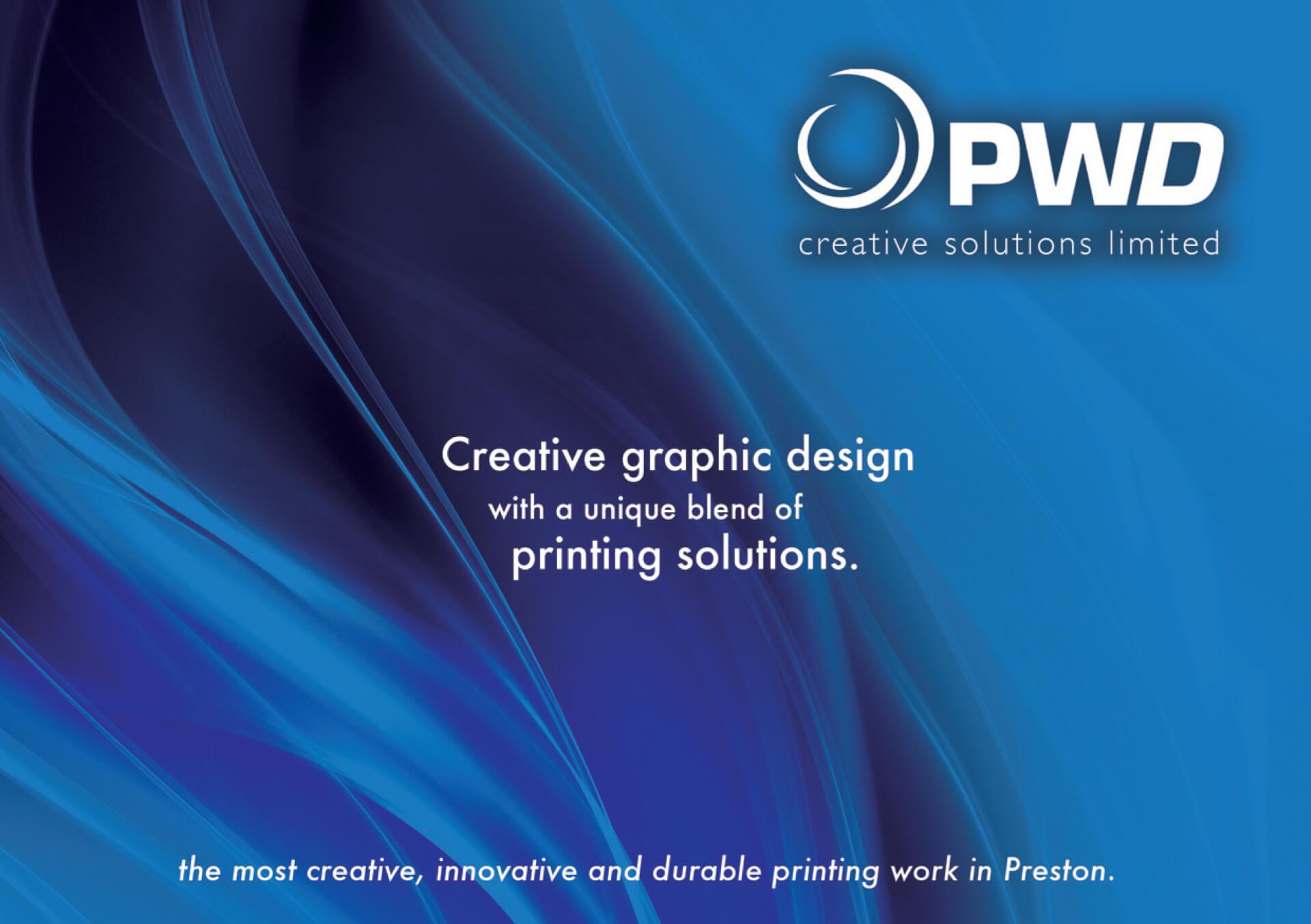 PWD Creative Price List